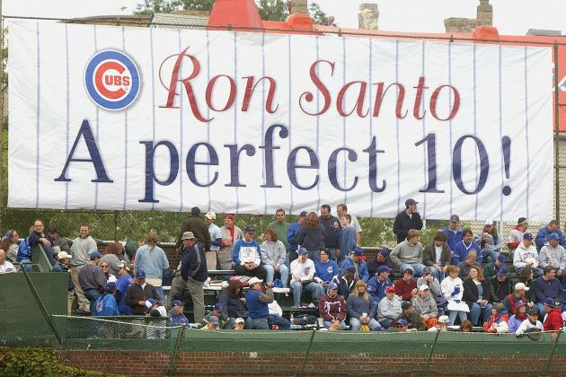 Ron Santo: Top Ten Highlights of One Cubbie's Hall of Fame Career