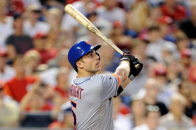 David Wright: Where Does the New York Mets Third Baseman Rank in MVP Voting?