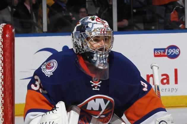 New York Islanders: Where Will Rick DiPietro Find Himself This Season?
