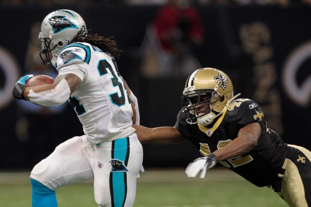 Counting Down the Top 25 Players in the NFC South: No. 12, DeAngelo Williams