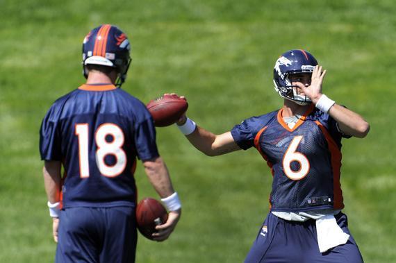 NFL Draft Futility: Brock Osweiler and QB Succession Plans