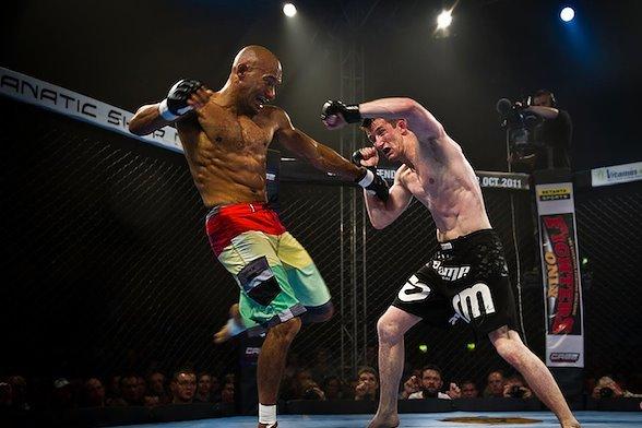 Cage Contender XIV: 2 Belts, 2 Veterans, 2 Hometown Heroes