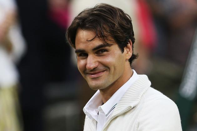 London 2012: How Long Will Roger Federer Last as World No. 1?