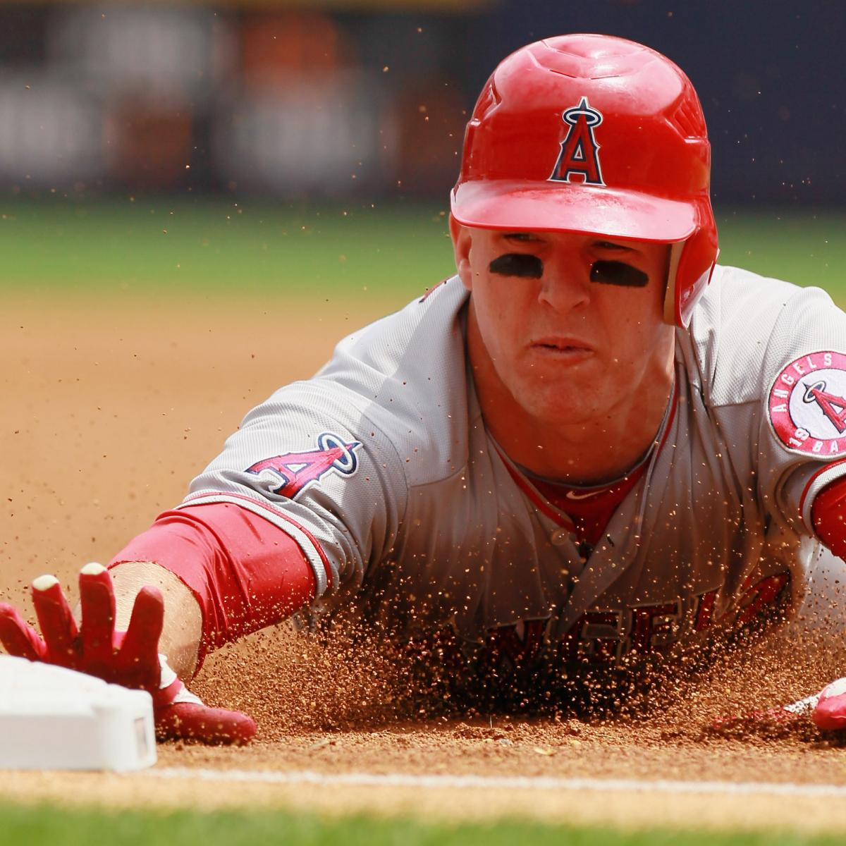 Mike Trout vs. Mickey Mantle: An Early Career Statistical ...