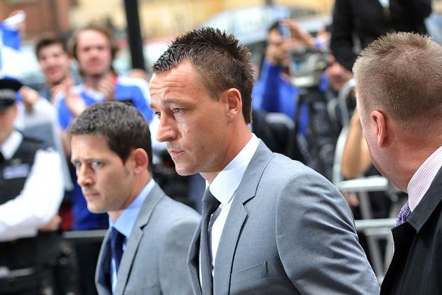 What John Terry Racism Verdict Means for Football