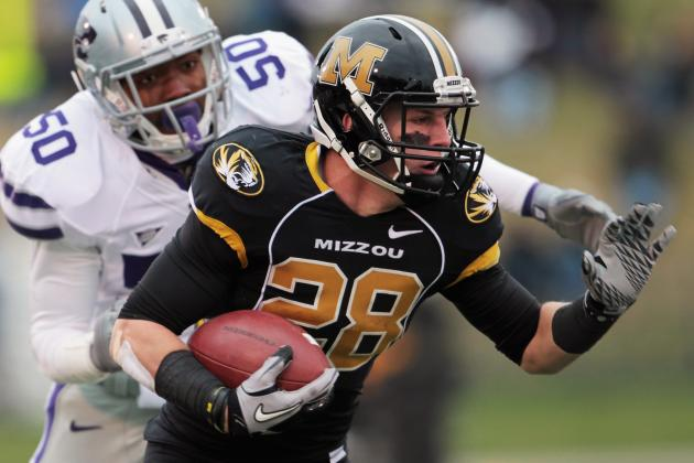 SEC Football: Mizzou's T.J. Moe Gets Comment on Talent Half Right