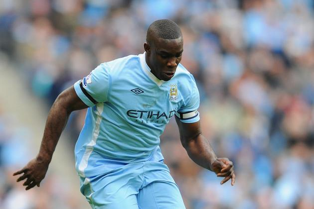 Jose Mourinho and Real Madrid Interested in Manchester City's Micah Richards