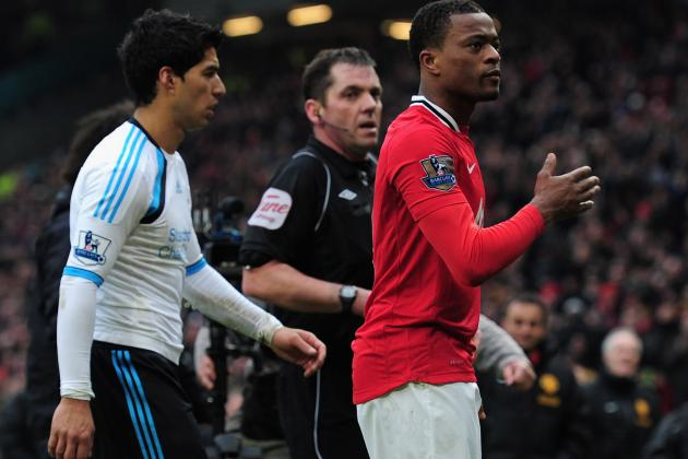 Suarez Reopens Evra Row: United's Political Clout Got Me Banned Says Star