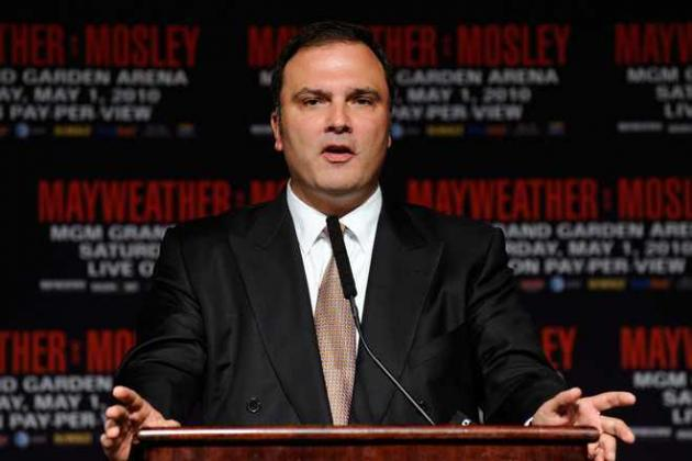 Golden Boy CEO Richard Schaefer Thinks One UFC PPV Card Per Month Is Too Much