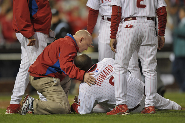 Bad-Luck Philadelphia Phillies: Baseball Gods Swear Off 2012 Season