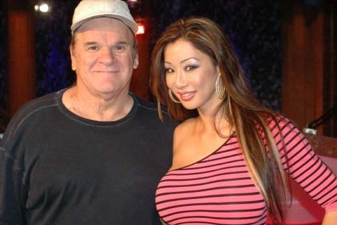 TLC to Feature Pete Rose and Fiancee Kiana Kim in New Reality TV Series