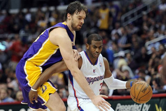 LA Clippers vs LA Lakers: Who Wins the Battle in 2012-13?