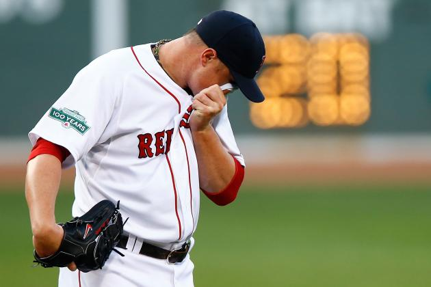 Boston Red Sox: What to Make of Jon Lester's Struggles