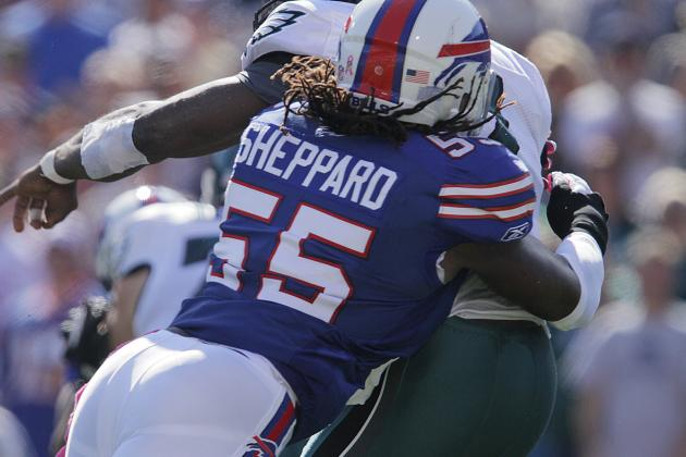 Buffalo Bills: Spotlighting the MLB Position Heading into the 2012 Season
