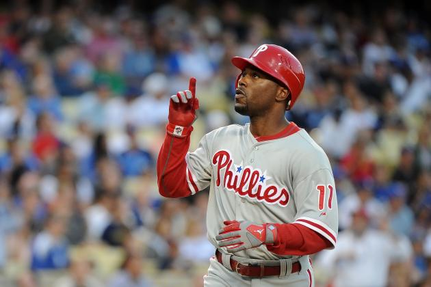 MLB Trade Rumors: Why the Phillies Should Trade Jimmy Rollins