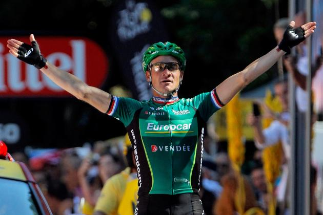 Tour De France 2012 Stage 16 Results: Winner, Leaderboard and Highlights
