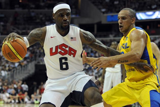 USA vs Great Britain: Team USA Must Avoid Slow Start Against Poor Competition