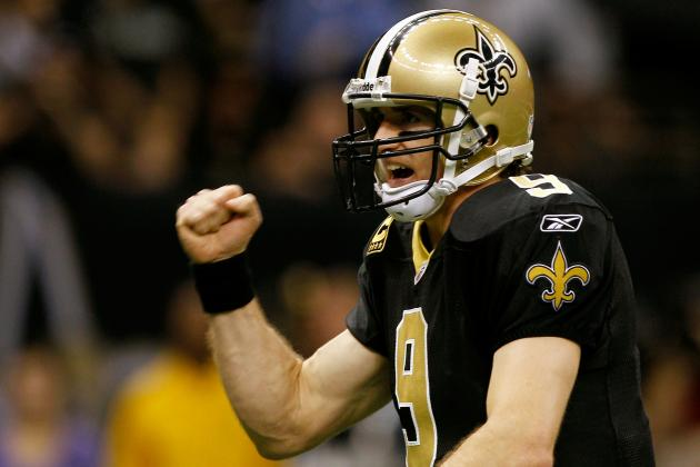 New Orleans Saints Ink Drew Brees; Don't You Dare Say They Overpaid