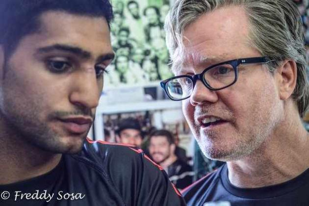 Amir Khan Takes Blame for Danny Garcia Loss, Could Part Ways With Freddie Roach