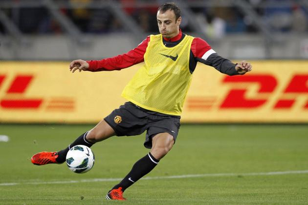 Manchester United Transfer Rumors: Dimitar Berbatov Would Be Huge for AC Milan