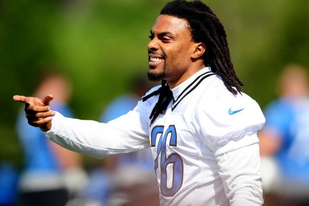 Detroit Lions: Is Louis Delmas the Most Overrated Player on the Team?