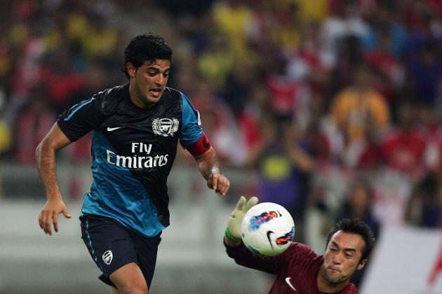 Arsenal Transfer Rumors: Latest Updates on Van Persie, Vela and Others