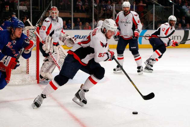 Why the Washington Capitals Needed to Re-Sign Mike Green to Make the Playoffs