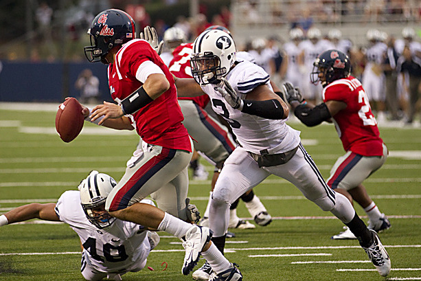 BYU Football: Is Kyle Van Noy Worthy of School's All-Time Top 25 Status?