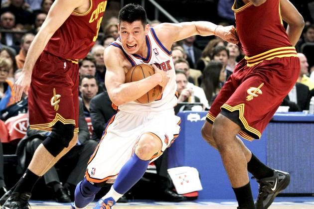 What Jeremy Lin's Arrival Means for the Houston Rockets' Offense