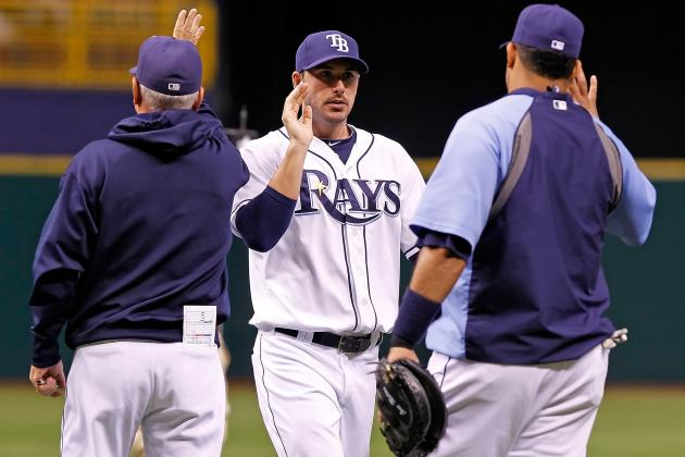 Tampa Bay Rays' Matt Joyce Comes off DL to Try to Spark Struggling Offense