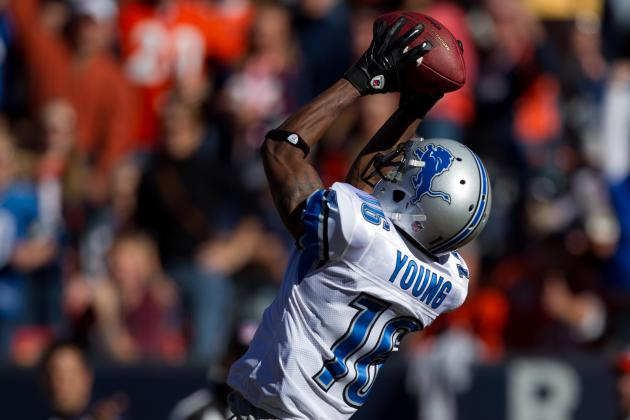 Predicting the Detroit Lions Wide Receiver Depth Chart