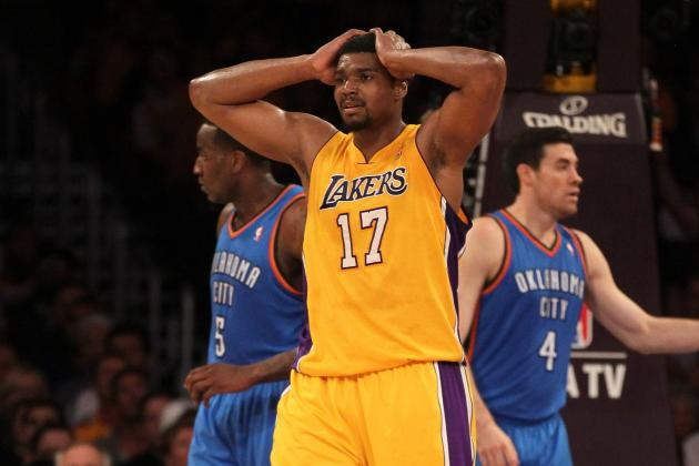 Lakers Trade Rumors: Andrew Bynum Will Be Problem in 2012 If Center Isn't Traded
