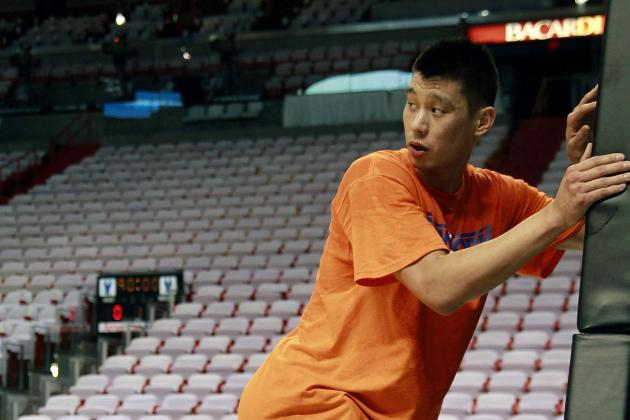 Did Carmelo-Amar'e Pairing Kill Jeremy Lin's New York Dream Ride?