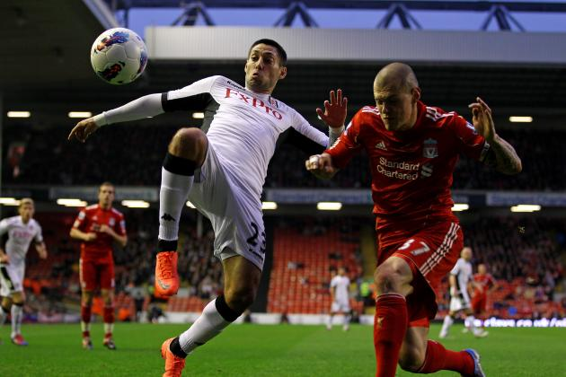 Liverpool Transfer Rumors: Clint Dempsey Is Perfect Replacement for Andy Carroll