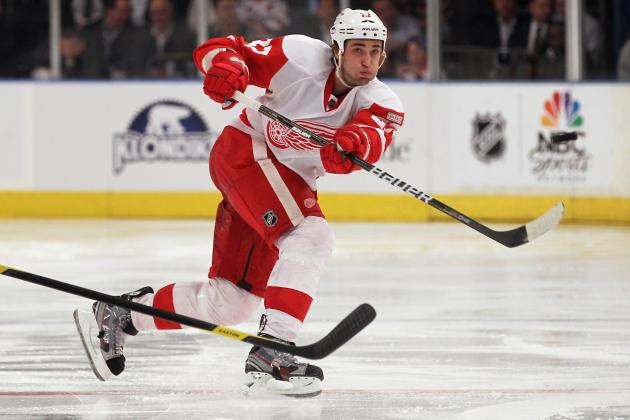 Detroit Red Wings Re-Sign Kyle Quincey, but Still Lack Depth on Defense