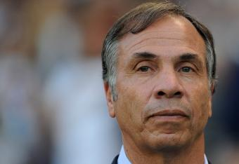 Bruce Arena will need a better effort from his LA Galaxy backline tonight against Vancouver.