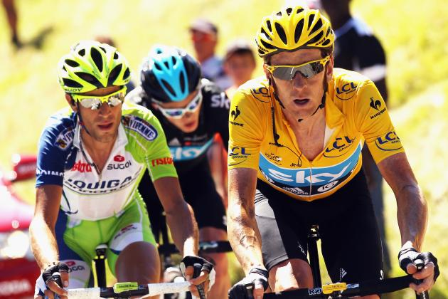 2012 Tour De France Stage 17 Preview: Vincenzo Nibali Only Threat to Wiggins