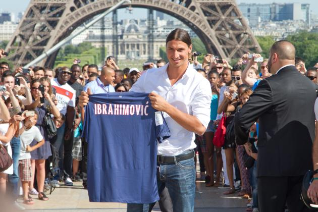 Zlatan Ibrahimovic to PSG: Why His Transfer Could Be Good for Italian Football