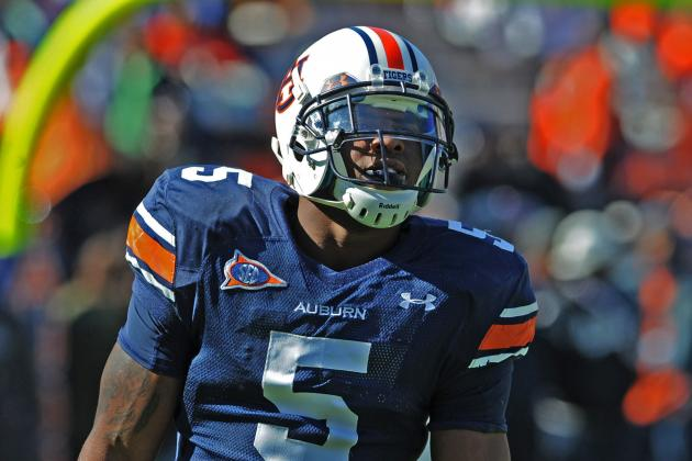 Former Auburn Running Back Michael Dyer Transferring, 2013 Draft Stock Rising