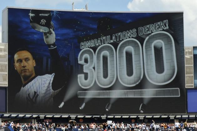 Derek Jeter: Why Jeter Will Finish His New York Yankees Career with 4,000 Hits
