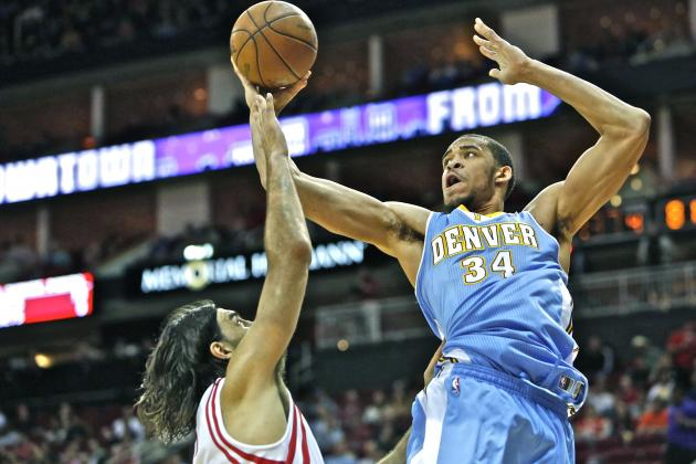 Denver Nuggets and JaVale McGee Agree to 4-Year Deal