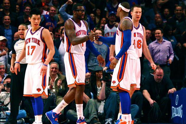 Did Carmelo-Amar'e Pairing Kill Jeremy Lin's New York Dream Ride?