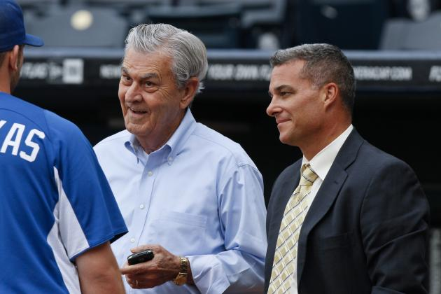 Kansas City Royals in Unique Position Ahead of 2012 MLB Trade Deadline