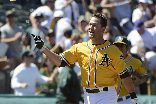 Oakland Athletics' Brandon Hicks Hit the Least Likely Walk-off Shot