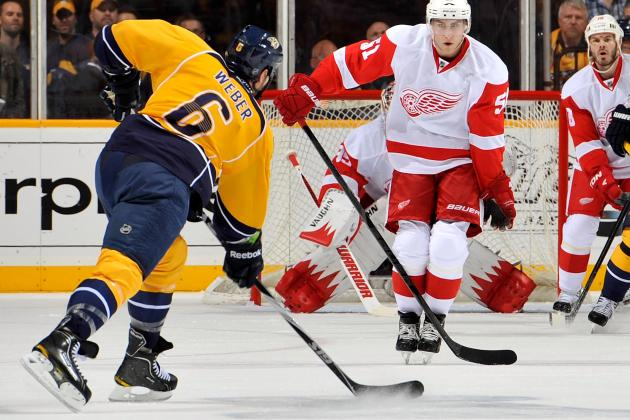 Breaking News: Shea Weber Signs Offer Sheet with Philadelphia Flyers