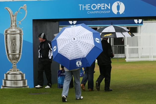 British Open 2012: Full Weather Report from Royal Lytham & St. Annes