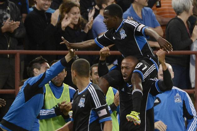 San Jose Earthquakes Cut It Close in 2-1 Victory over FC Dallas