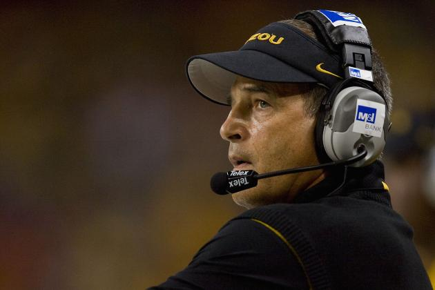 SEC Football: Don't Slam Missouri Coach Gary Pinkel for Defending Joe Paterno
