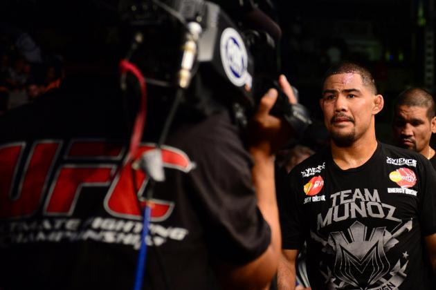 UFC 149's Hector Lombard: Forget Anderson Silva, I Want Mark Munoz