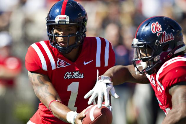 SEC Football Media Predictions: Ole Miss Got a Vote? Ole Miss Got a Vote